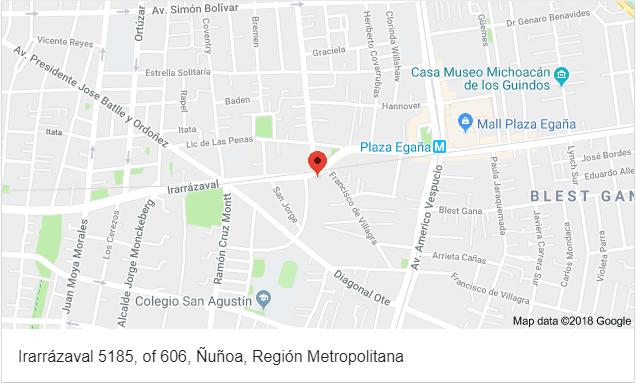 Mapa RIE